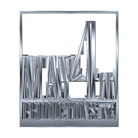 May 4th Productions Logo