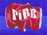 Mr. Pibb Can in Tempra