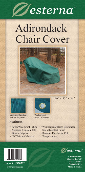 2013 Fall Furniture Cover Package Design