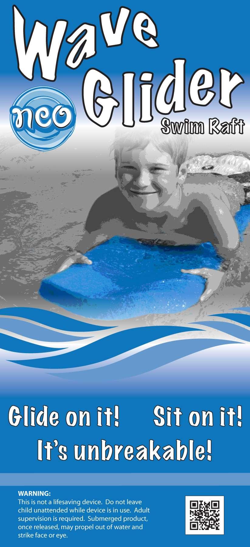 2013 Summer Pool Float Dump Bin