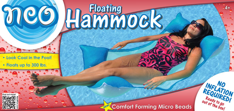 2014 Summer Pool Float Package Design