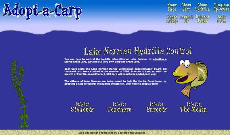 2007 Flash Animated Marine Commission Program