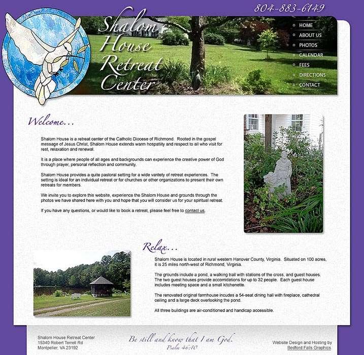 2011 Retreat Center Site
