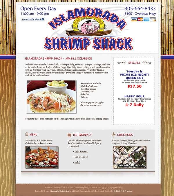 2012 Seafood Restaurant Concept