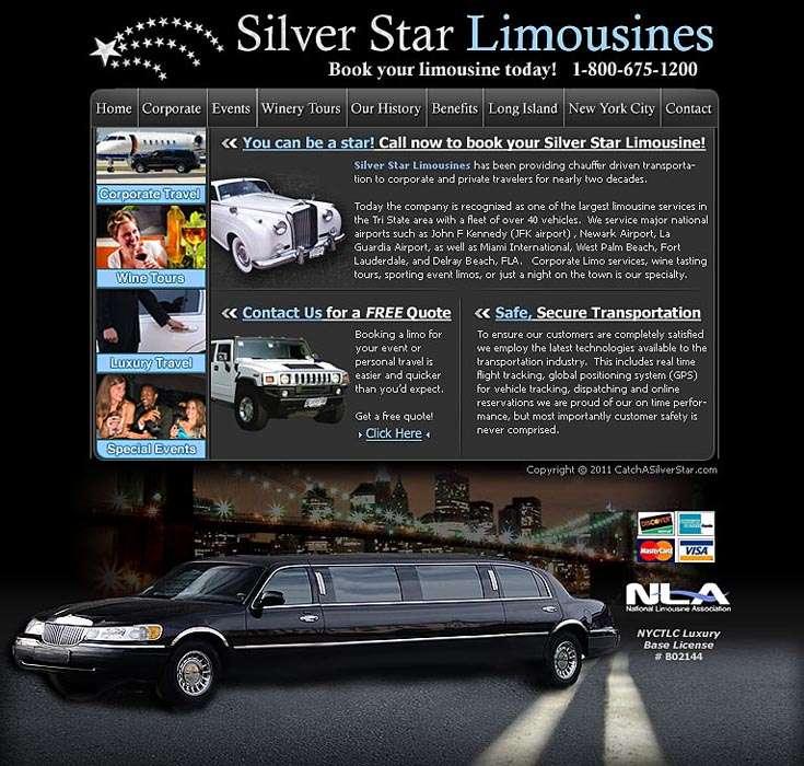 2011 Limo Site Concept